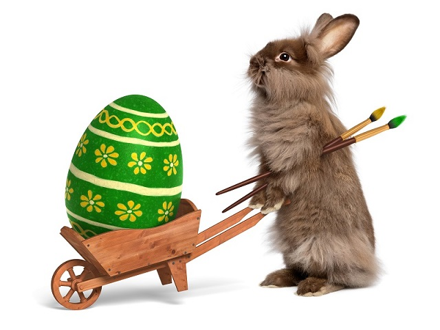 ¡Buena Pascua!