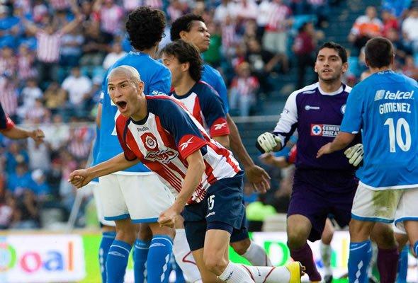 Calendario de Cruz Azul - Primera División México