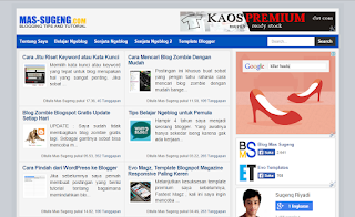 download template mas sugeng blogger template