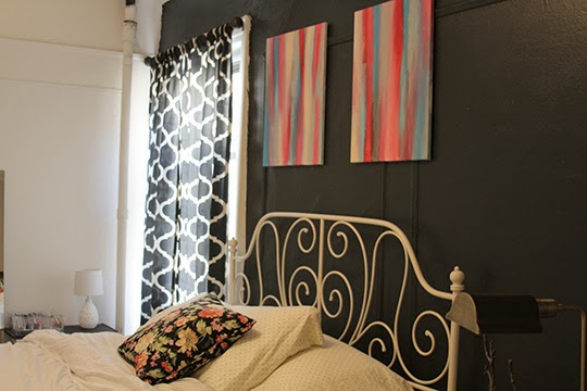 Harlem Home Redesign Reveal Bedroom
