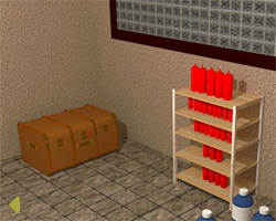 Solucion Room of Bottle Escape Guia