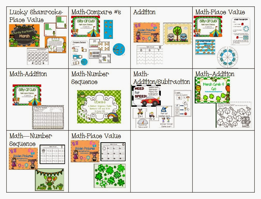 Fab4 Lesson Plans for the Week of March 10, 2014