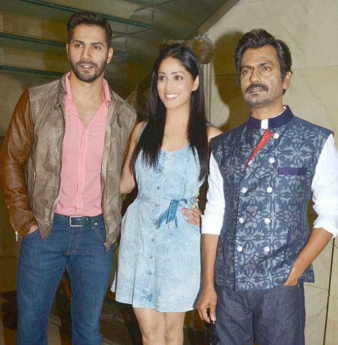 Yami Gautam Badlapur Movie Wallpapers