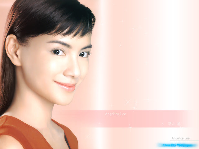 Malaysian Celebrity Singer Angelica Lee-02