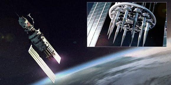 Armas avanzadas basadas en el espacio