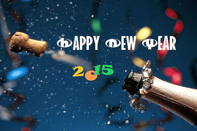 Happy New Year 2015 HD Cards - Best Wishing Wallpapers
