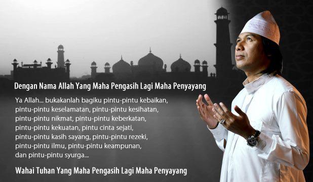 .::Ya Allah.. Kabulkanlah doa insan yang budiman ini dan permudahkanlah segala urusannya... Amin::.