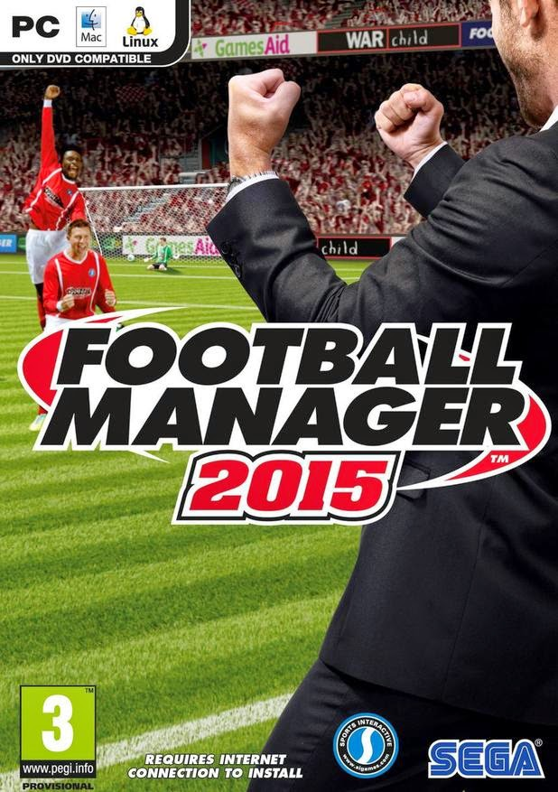 Download Football Manager 2015 Full Crack Free for PC