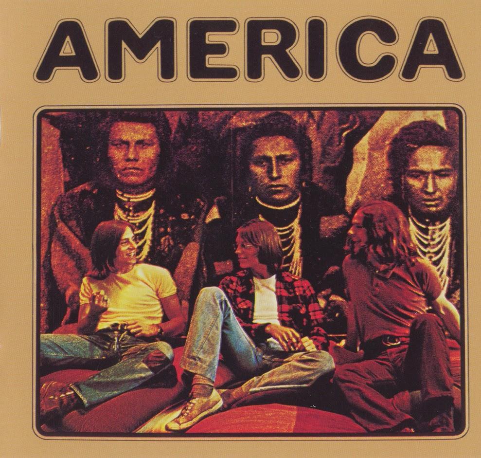 America - America (197...
