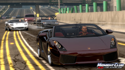 Midnight Club Los Angeles Game Download