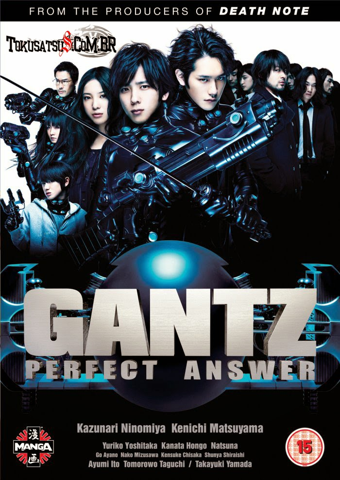 Baixar Gantz Perfect Answer Legendado