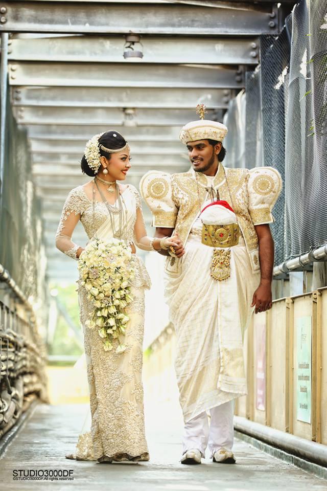 Srilankan Traditional Sinhala Wedding Sri Lankan Wedding Photo
