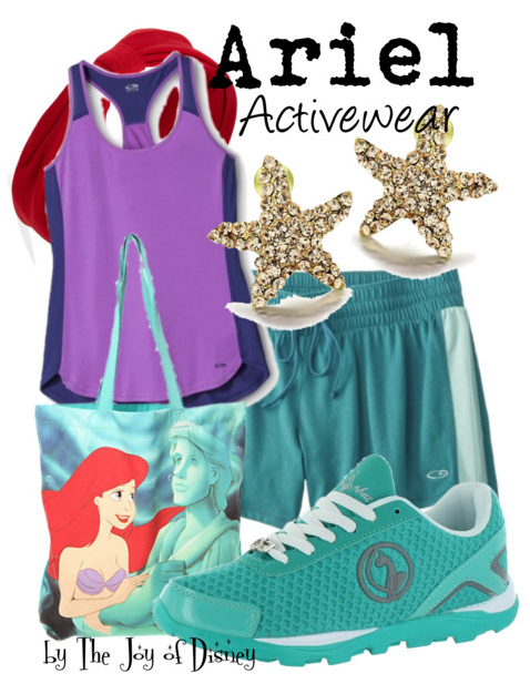 Ariel Little Mermaid Outfit