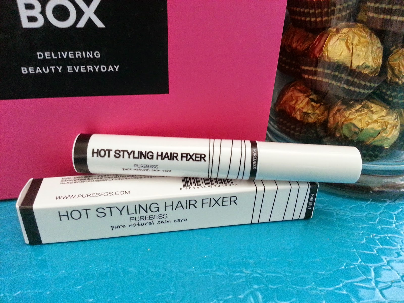 Purebess Hot Styling Hair Fixer