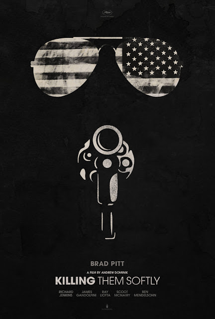 Killing Them Softly Simple Movie Poster
