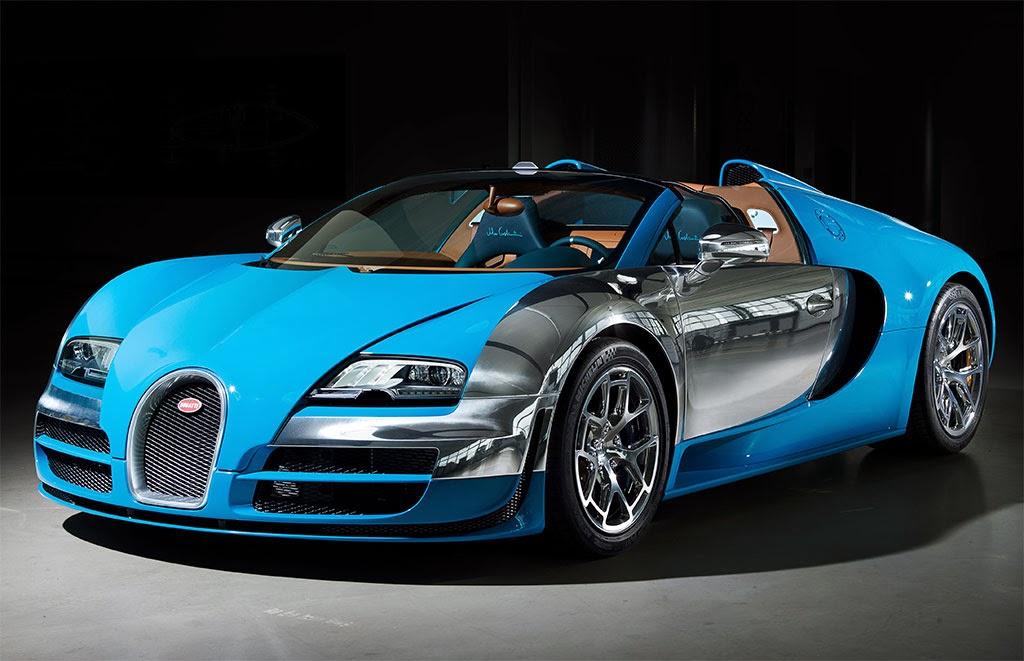 Bugatti Veyron 16.4 Grand Sport Vitesse Legend Meo Constantini