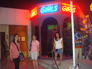 bars in the museum in Subic museum