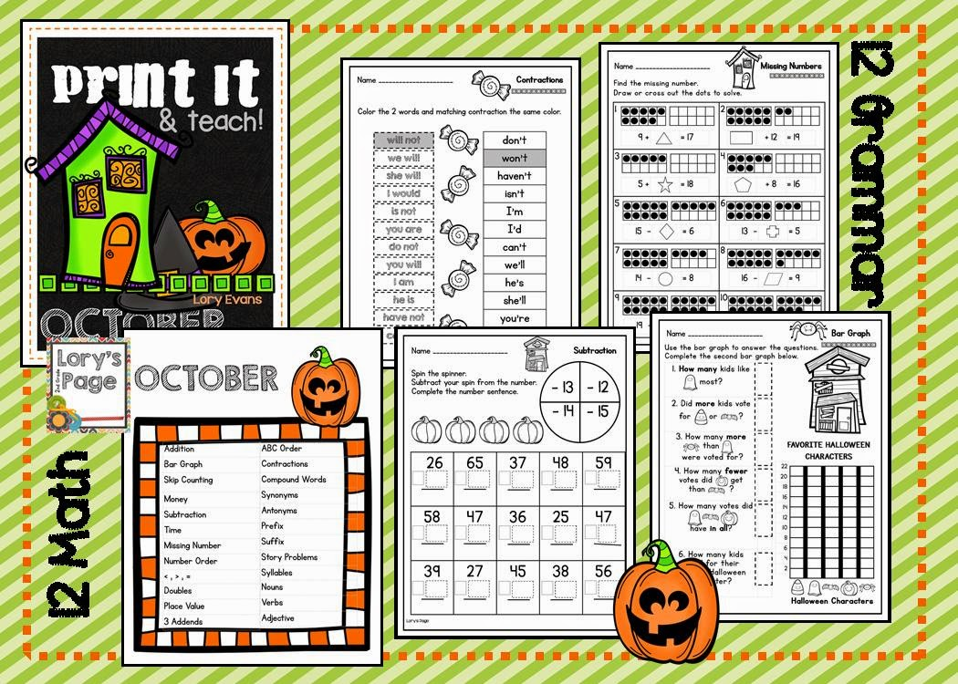 https://www.teacherspayteachers.com/Product/PRINT-it-Teach-OCTOBER-1306451