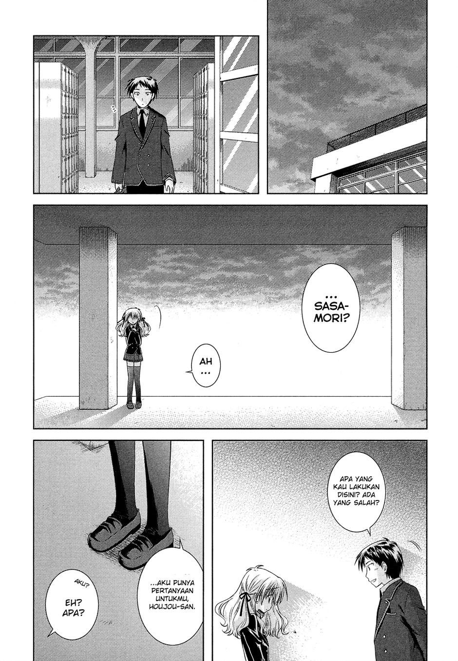 Komik iris zero 011 12 Indonesia iris zero 011 Terbaru 20|Baca Manga Komik Indonesia|