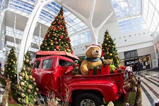 Shoppings da Partage se preparam para o Natal com diversas atrações
