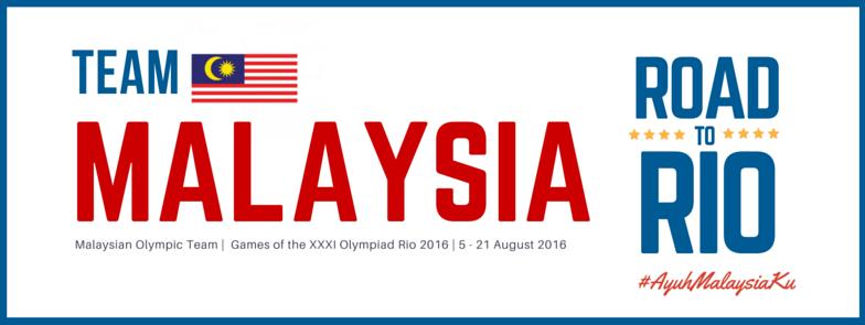 Team Malaysia #RoadToRio