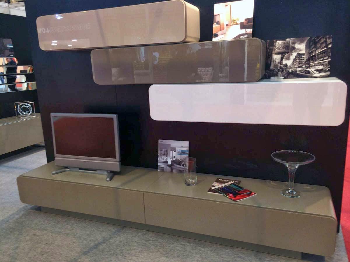 Ana torres cuarta feria profesional del mueble en for Muebles aragon madrid