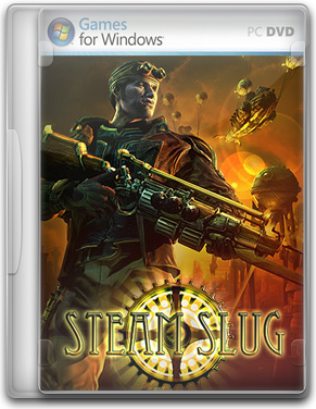 Capa Steam Slug   PC (Completo) 2011