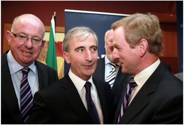 ... election thrown wide open by unpopular Fine Gael pick of Gay Mitchell