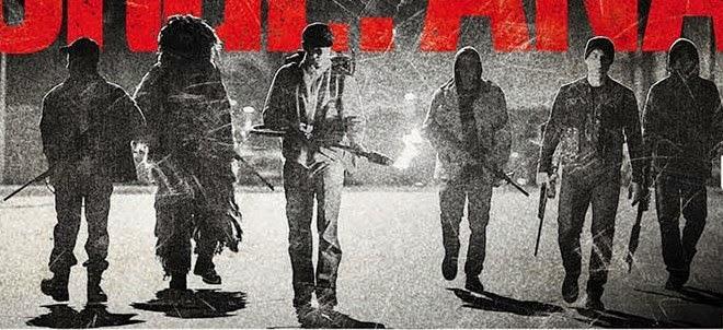 O caos se instala nas ruas no clipe estendido de Uma Noite de Crime 2: Anarquia