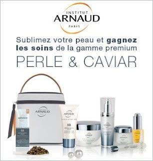 """5 gammes de 7 produits cosmétiques """"Perle & Caviar"""" + 40 BB Cream"""