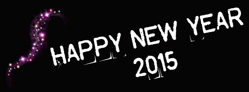 Happy New Year 2015 Facebook Covers Awesome look
