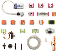 Go to LittleBits and get a Space Kit