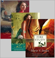 Maria V. Snyder - Study Series