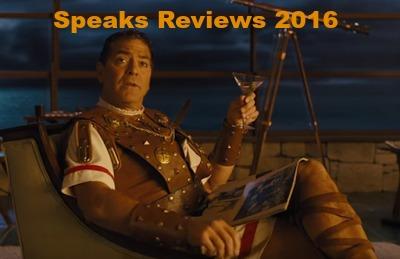 2016 Movie Reviews