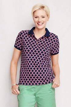 Plus size polo shirts for women shopstyle fashion 39 s feel for Plus size polo shirts ladies