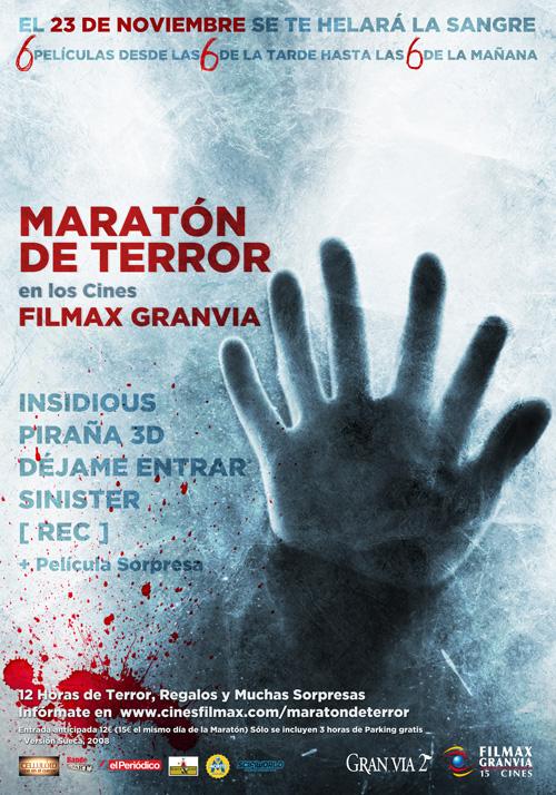 Maratón de Terror