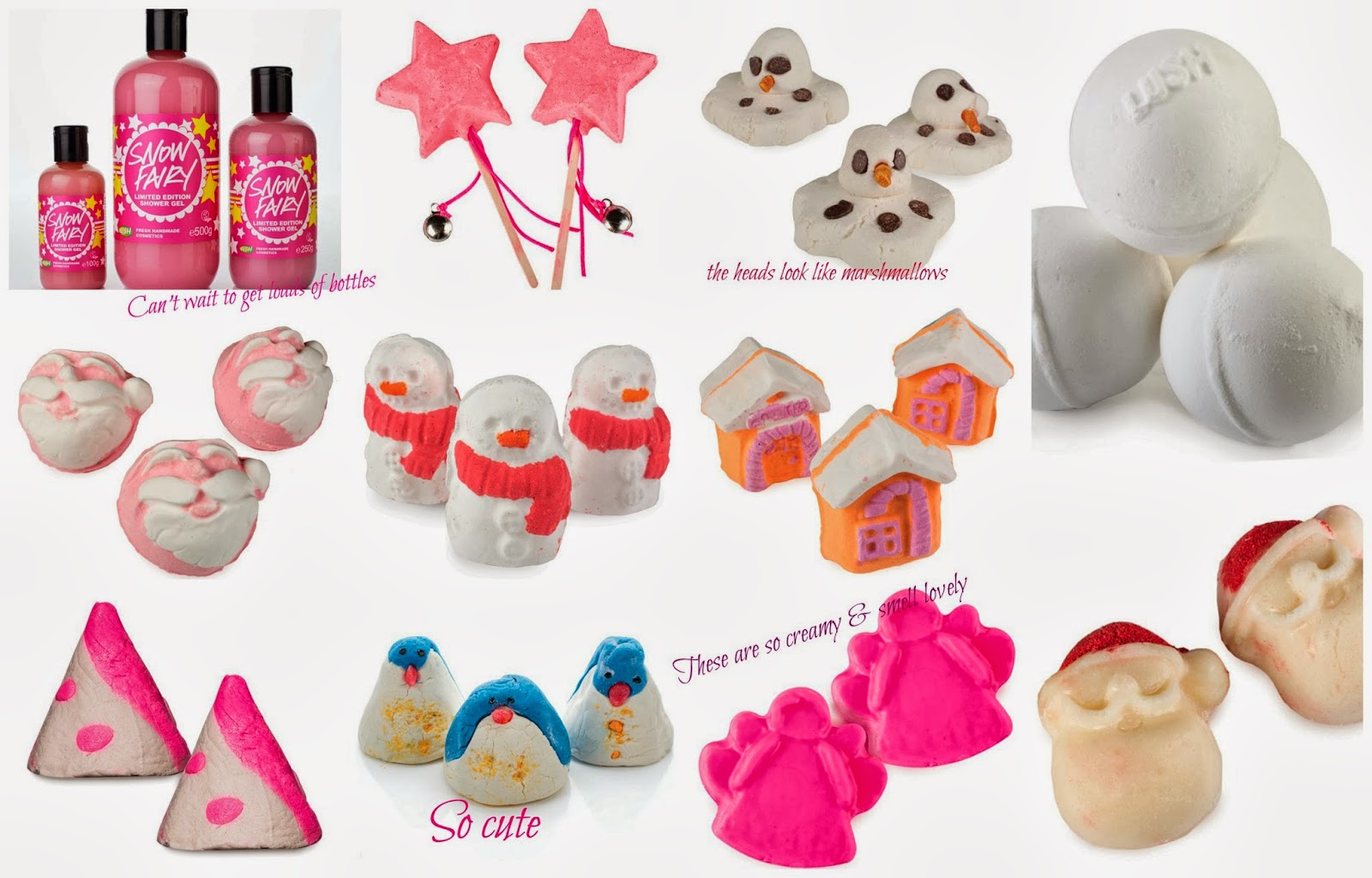 Chloeabelle | Beauty & Lifestyle | UK: My Christmas Lush Wishlist