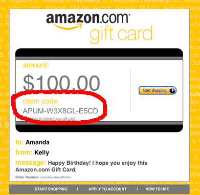 Abc gift card coupon code