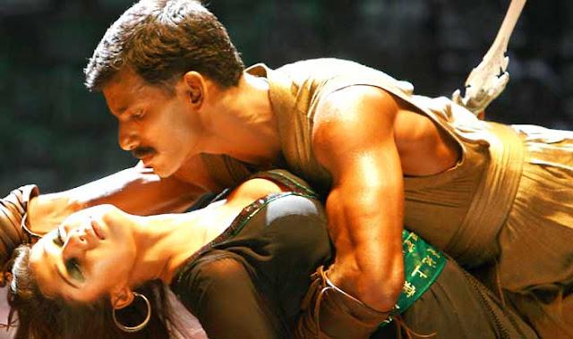 Vishal & Nayanthara