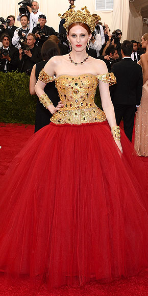 Karen Elson, Met Gala, red carpet
