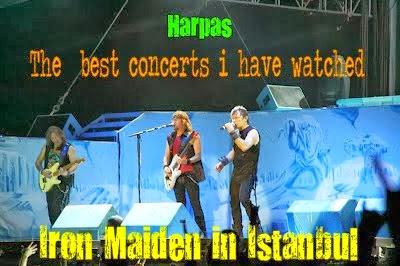 IRON  MAIDEN :