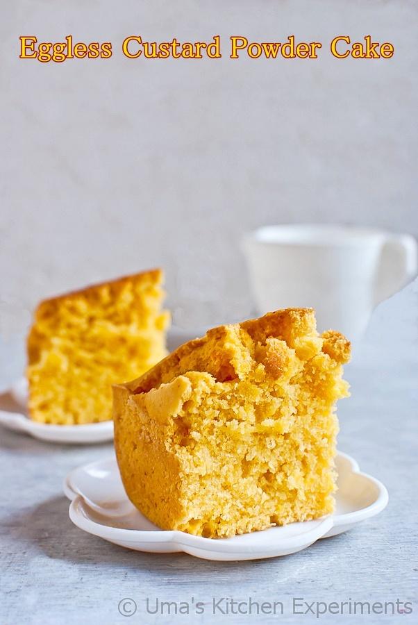 Eggless-Custard-Powder-Cake