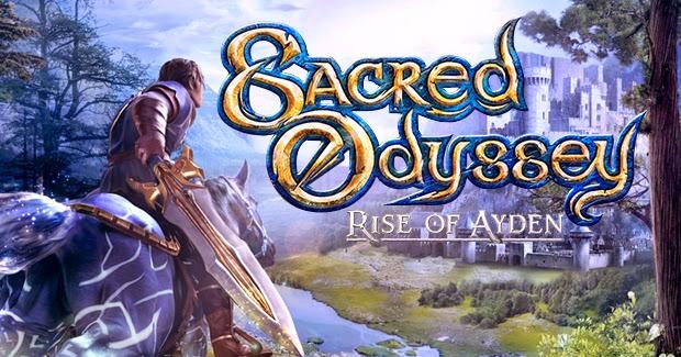 Sacred Odyssey: Rise of Ayden HD [Link Direto]