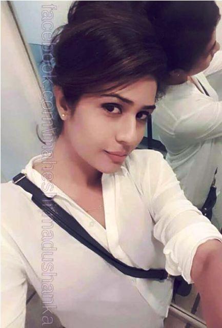 Sri Lankan Actress Facebook videos