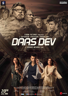 Daas Dev 2018 Hindi 480p WEB HDRip 400Mb x264