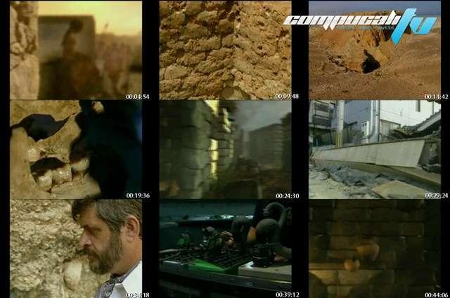 Terremoto, Sodoma y Gomorra Documental BBC DVDRip