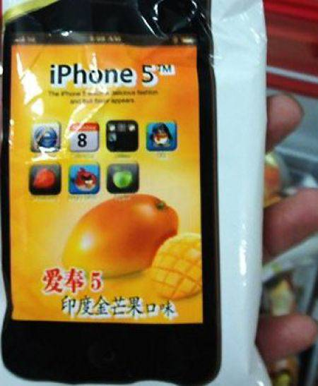 apple iphone5 mulai dijual di china