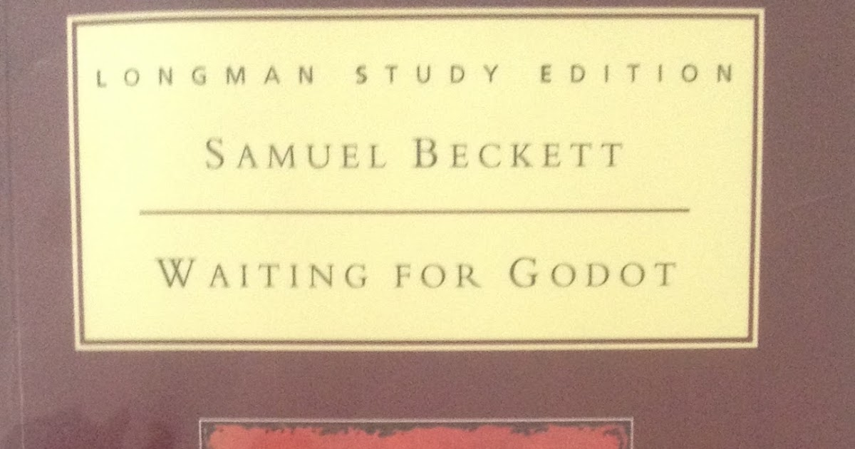 absurdism in waiting for godot essay Essays and criticism on samuel beckett's waiting for godot - critical evaluation.