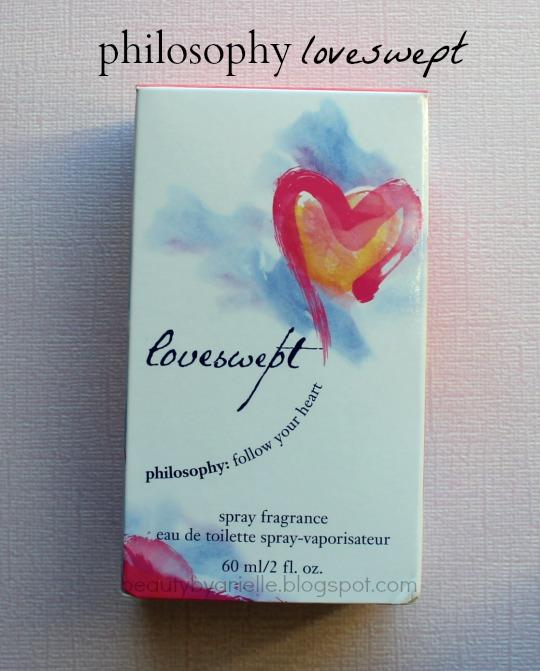 philosophy loveswept