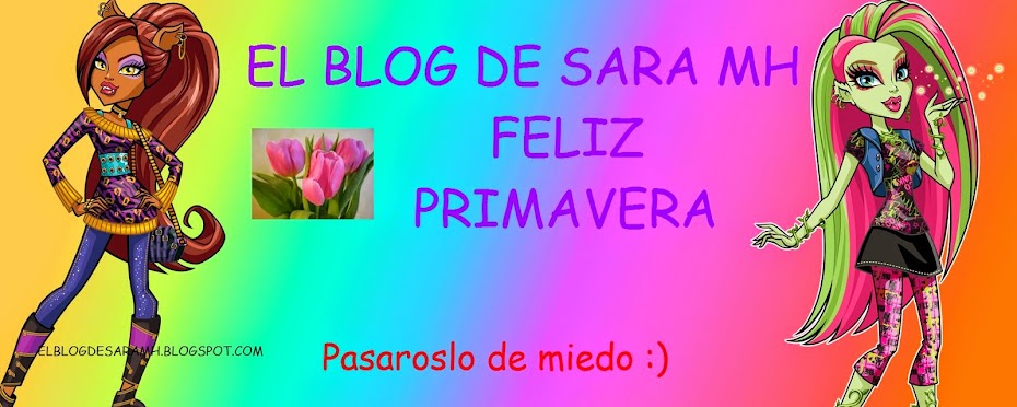 El blog de Sara